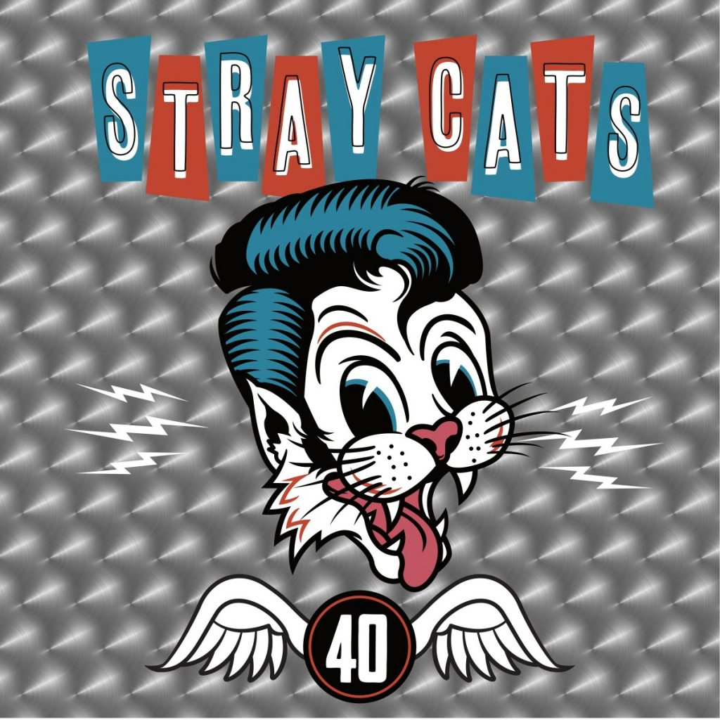 The Stray Cats 40